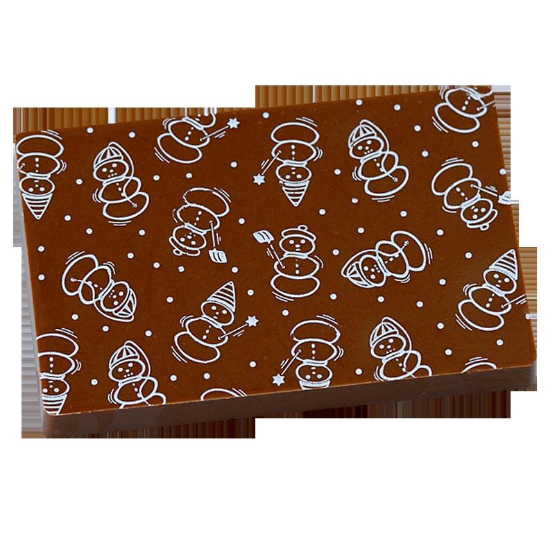 Brunner Schokoladenformen Visitenkarte Online Shop