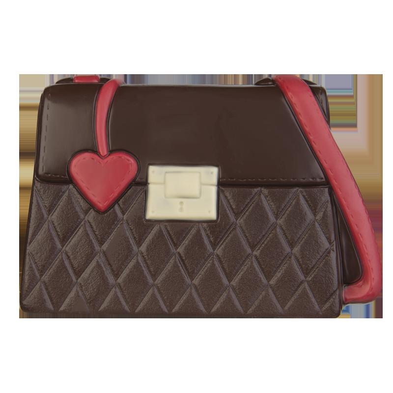 Brunner Chocolate Moulds Ladies Handbag With Heart Online Shop