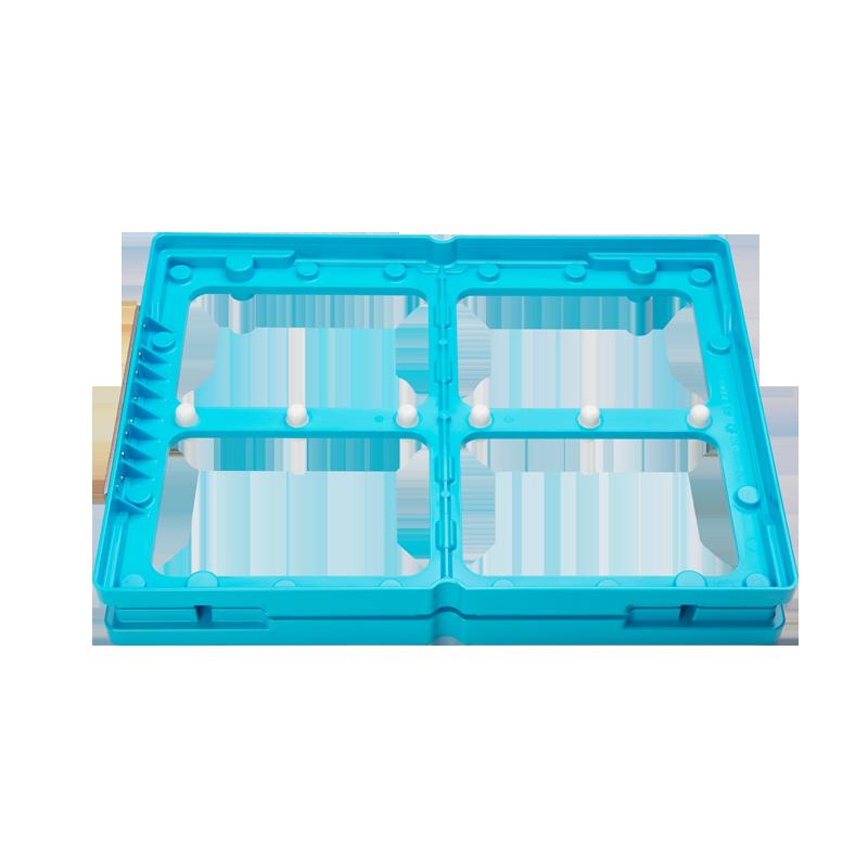 Brunner Schokoladenformen | Blueflex® Rahmen 2x2 | Online Shop