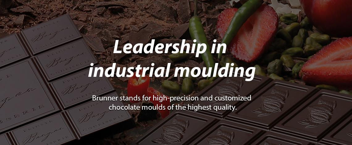 Brunner Chocolate Moulds - Banner 1